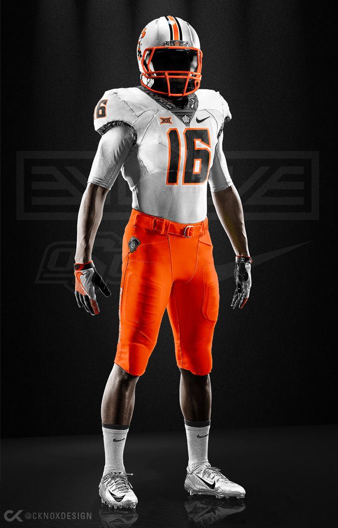 K State Football Road Uniforms