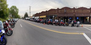 The Comet Bike Night