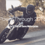 Zero Motorcycle Promo Save Big