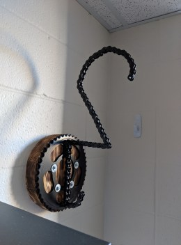 Helmet Hanger Project