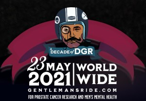 DGR Distinguished Gentleman's Ride