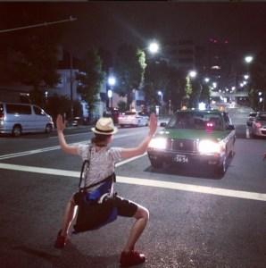 長澤まさみ タクシー