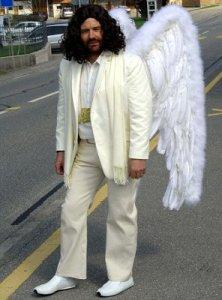 おっさん天使