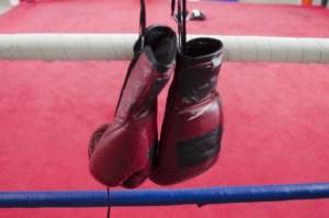 ボクシンググローブ フリー素材