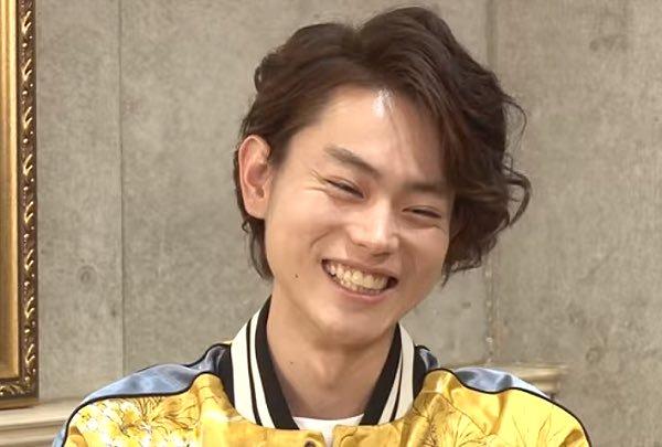 「菅田将暉 黄色い 歯」の画像検索結果