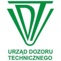 URZĄD DOZORU TECHNICZNEGO logo