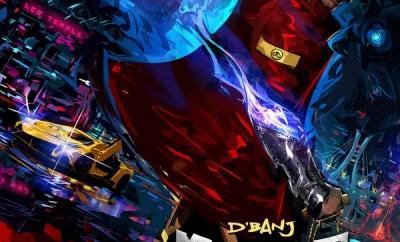 download DBanj Mo Cover Eh