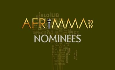 AFRIMMA 2019 Awards Nominees
