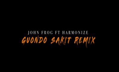 John Frog Guondo Sakit Remix