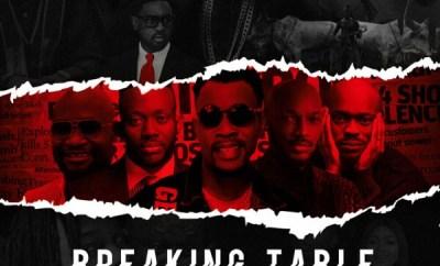 maleke breaking table