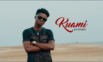 kuami eugene turn up video
