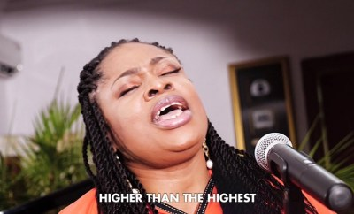 sinach i humbly bow acoustic