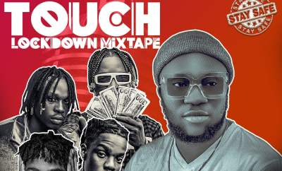 dj donak one touch lockdown mix
