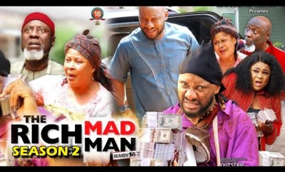 The Rich Mad Man season 2 movie