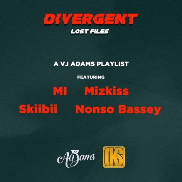 vj adams divergent lost files ep