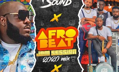 dj big n afrobeat jam session 2020 mix