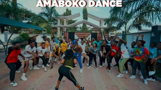 rayvanny amaboko ft diamond platnumz video