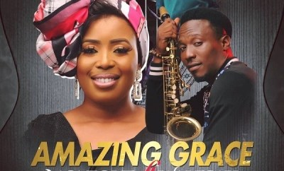 monique amazing grace ft wale sax