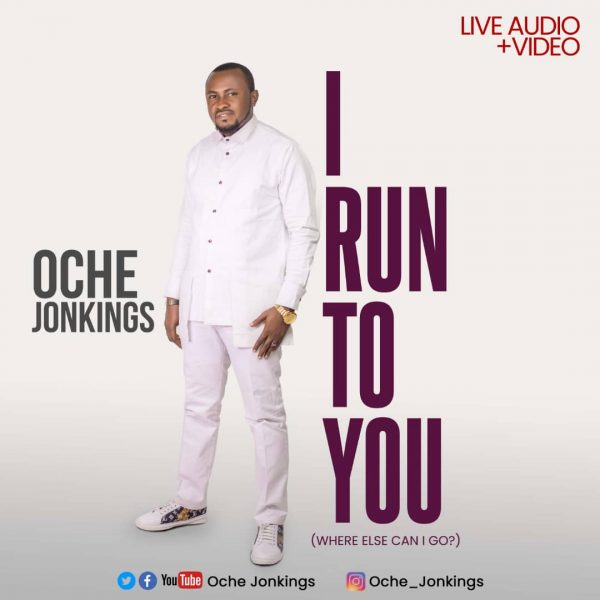 Oche Jonkings I Run To You