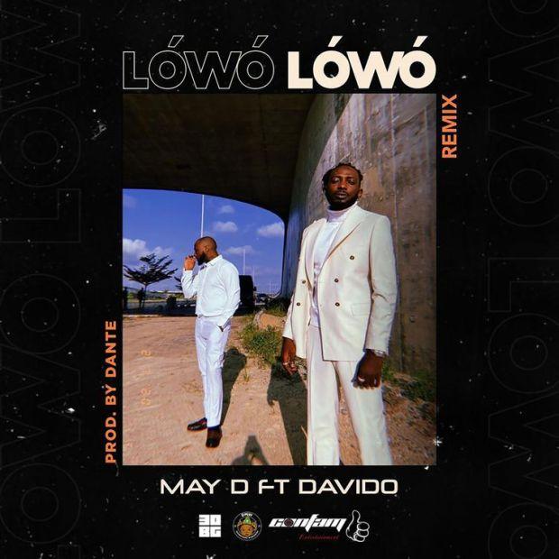 may d lowo lowo remix ft davido