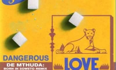 Tiwa Savage Dangerous Love De Mthuda Born In Soweto Remix