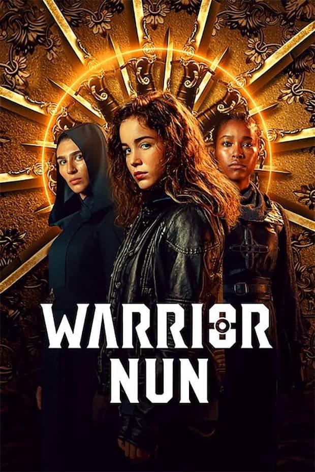 warrior nun complete season 1