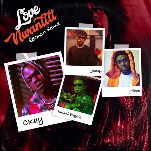 CKay Love Nwantiti German Remix