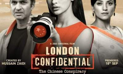 London Confidential movie
