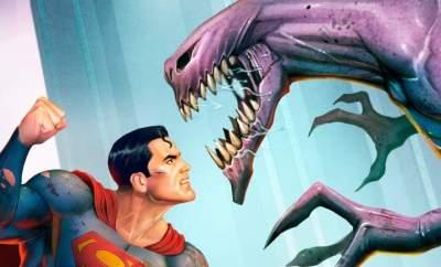 Superman Man of Tomorrow movie