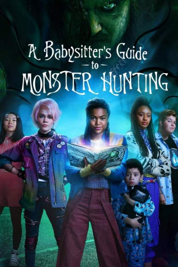 A Babysitter's Guide to Monster Hunting movie