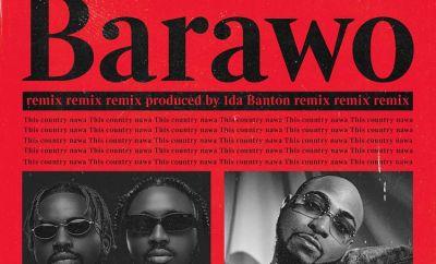 Ajebo Hustlers Barawo Remix ft Davido