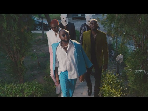 Ajebo Hustlers Barawo Remix ft Davido video download