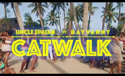 Uncle Epatan Cat Walk ft Rayvanny video