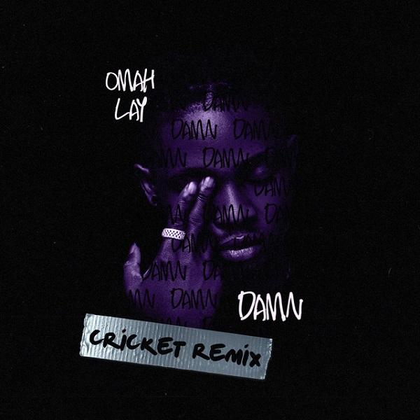 Omah Lay Damn Cricket Remix mp3 download