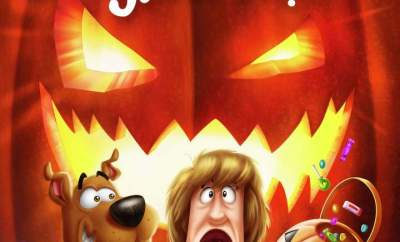 Happy Halloween Scooby-Doo movie