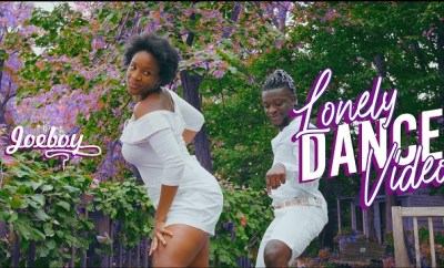 Joeboy Lonely Dance Video download