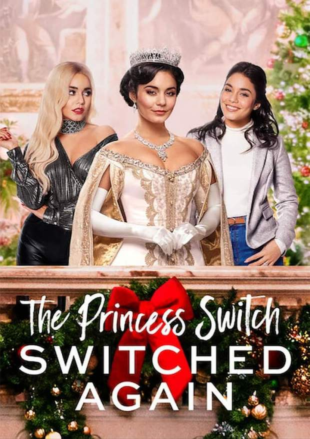 The Princess Switch Switched Again movie