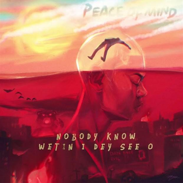 Rema Peace Of Mind song lyrics