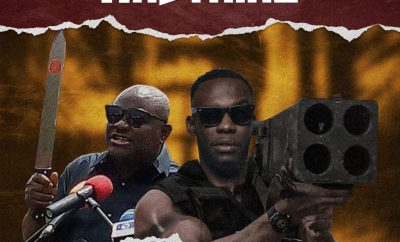Brown Edu I No Dey Fear Anything ft Wike