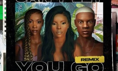 Stefflon Don Can't Let You Go Remix ft Rema and Tiwa Savage