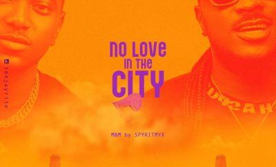 Teejayrito No Love In The City ft Peruzzi mp3 download