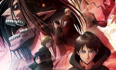 Attack on Titan Chronicle movie