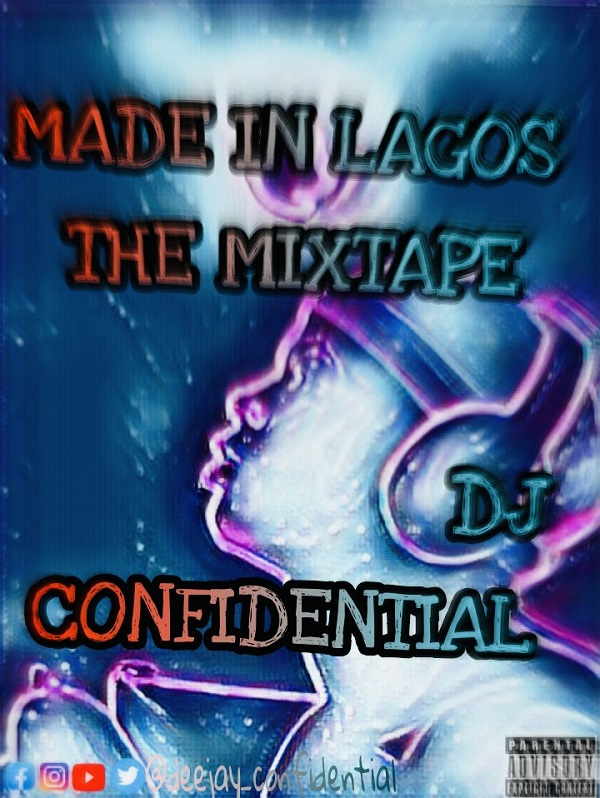 DJ Confidential MIL Mix