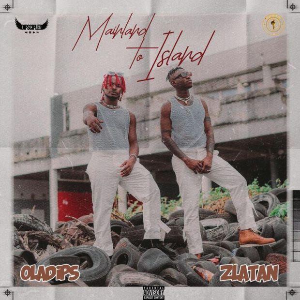 Oladips Hallelujah ft Zlatan mp3 download
