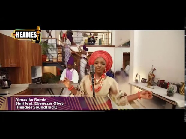 Simi Aimasiko Remix ft Ebenezer Obey video download