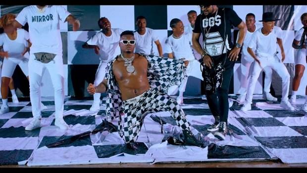 Harmonize Attitude ft Awilo Longomba and H Baba video