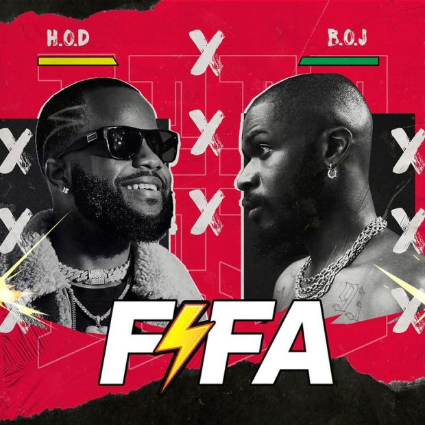 Hod Fifa ft BOJ mp3 download
