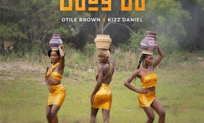 Otile Brown Baby Go ft Kizz Daniel mp3 download