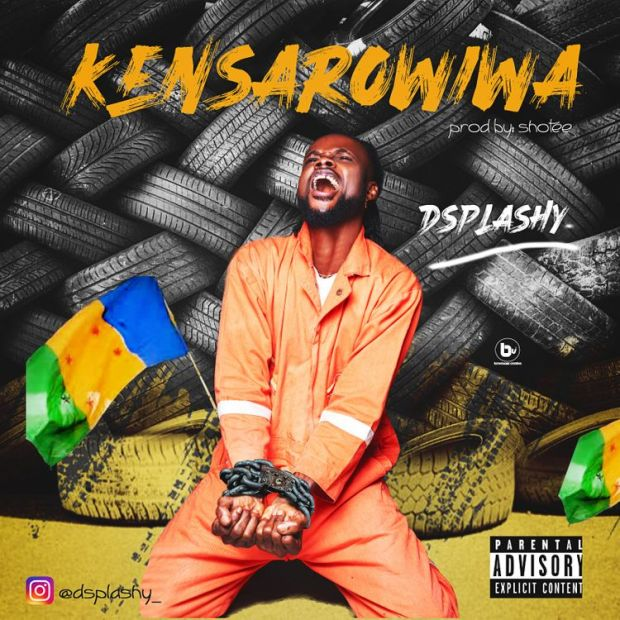 Dsplashy Ken Saro Wiwa mp3 download