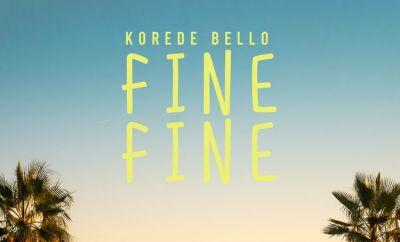 Korede Bello Fine Fine mp3 download